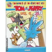 Colorezi si te distrezi cu Tom si Jerry nr 4