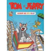 Tom si Jerry Album de colorat