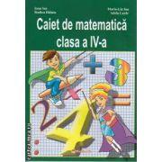 Caiet de matematica clasa 4 a