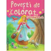 Povesti de colorat Cenusareasa