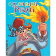 Coloreaza Pirati 3