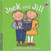 Jack and Jill (a touch and feel rhyme)