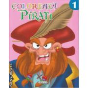 Coloreaza Pirati 1