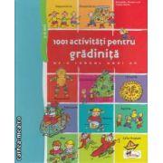 1001 activitati pentru gradinita  3-6 ani