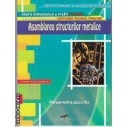 Asamblarea structurilor metalice clasa a 10-a