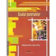 Studiul materialelor clasa a 9-a