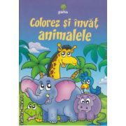 Colorez si invat animalele