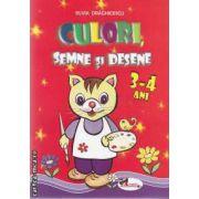 Culori semne si desene 3-4 ani