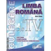 Culegere limba romana cls a IV-a