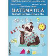 Matematica , manual pentru clasa a III-a