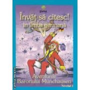 Invat sa citesc in limba germana Aventurile Baronului Munchausen Nivelul 1