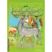 Invat sa citesc in limba germana Muzicantii din Bremen Nivelul 1