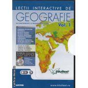 Lectii interactive de Geografie Vol I