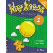 Way Ahead Pupil's Book 1 with CD-Rom