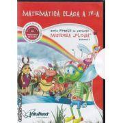 Matematica clasa a IV-a Misiunea Ploaia volumul I In conformitate cu programa scolara
