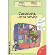 Comunicare.Limba romana clasa a IV-a