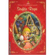 Colorez cele mai frumoase povesti Scufita Rosie