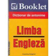 Dictionar de antonime Limba Engleza