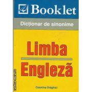 Dictionar de sinonime Limba Engleza