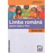 Limba romana pentru clasa a VII-a Exercitii