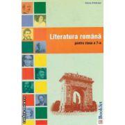 Literatura romana pentru clasa a 7-a