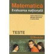 Matematica Evaluarea nationala TESTE