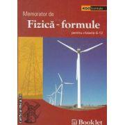 Memorator de Fizica-formule pentru clasele 6-12 450 formule