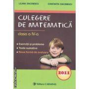Culegere de matematica clasa a IV-a 2011