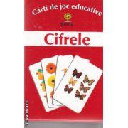 Cifrele Carti de joc educative