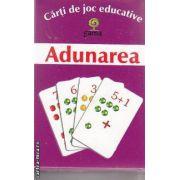 ADUNAREA Carti de joc educative