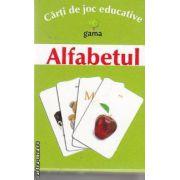 Alfabetul Carti de joc educative