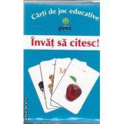 Invat sa citesc Carti de joc educative