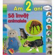 Am 2 ani Sa invat animalele