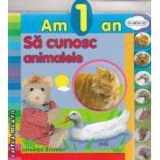 Am 1 an   Sa cunosc animalele