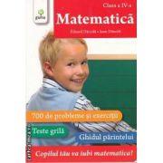 Matematica 700 de probleme si exercitii clasa a IV-a
