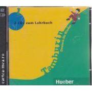 Tamburin 1 2 CDs zum Lehrbuch