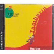 Tamburin 2    2 CDs zum Lehrbuch