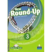 New Round-Up 3 Student's book with CD-Rom(editura Longman, autori: Virginia Evans, Jenny Dooley isbn: 978-1-4082-3494-5)
