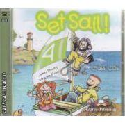Set Sail 4 Class CDs