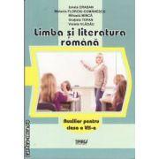 Limba si literatura romana Auxiliar pentru clasa a VII-a