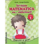 Invatam matematica cu...chibrituri!  clasa 1