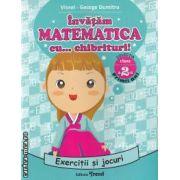 Invatam matematica cu...chibrituri!   clasa a 2-a