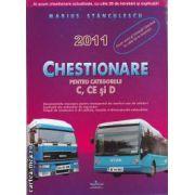 Chestionare pentru categoriile C,CE si D 2011