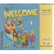Welcome 1 Class CDs