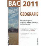Geografie Ghid de pregatire intensiva pentru examenul de bacalaureat 2011
