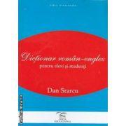 Dictionar roman-englez pentru elevi si studenti