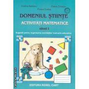 Domeniul Stiinte Activitati matematice nivel I