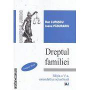 Dreptul familiei Editia a V-a august 2010