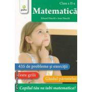 Matematica 435 de probleme si exercitii clasa a II-a
