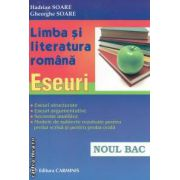 Limba si literatura romana Eseuri noul BAC 2011